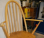 Restoration of Ercol chair