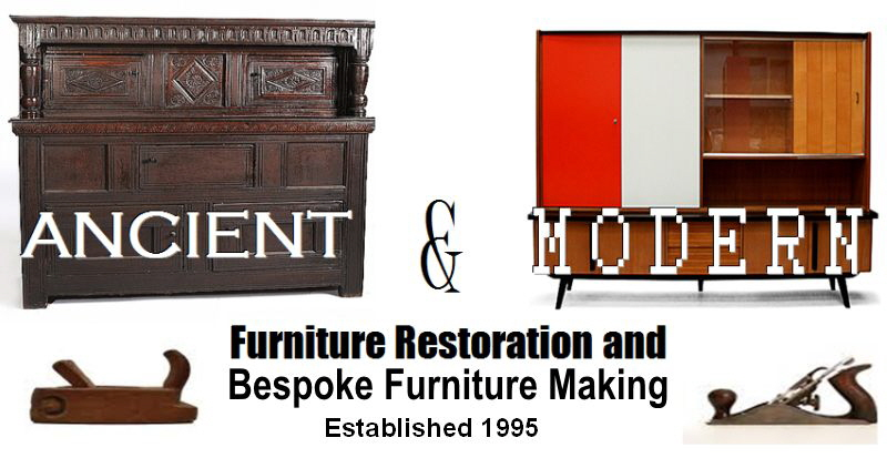 Ancient and Modern Furniture Restoration and Bespoke Furniture Making