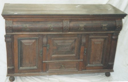 Sideboard from the auction